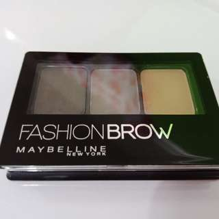 [Preloved] Maybelline Fashion Brow Grey