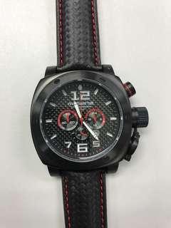 Michael Hill chronograph heavy metal watch