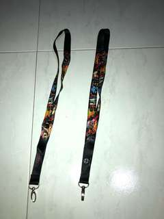 Chingay limited edition 2018 lanyard