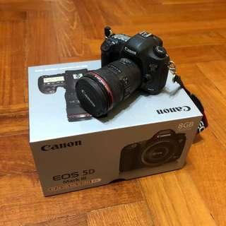 Canon 5D mark 3 thumb drive (brand new)