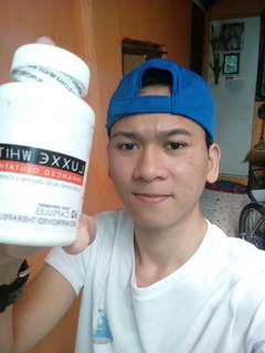 LUXXE WHITE 60 CAPSULES FREE SOAP