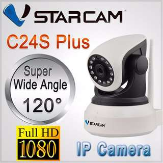 Vstarcam C24S-Plus FullHD 1080P Wide Angle Camera