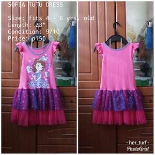 SOFIA CASUAL DRESS