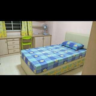 Room for rent @ Sengkang