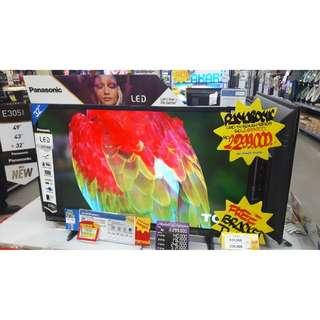 LED TV Panasonic 32E305G (Proses Kredit 3 Menit)