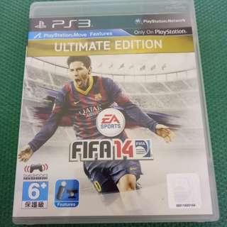 PS 3 FIFA 14 (Original,Used)