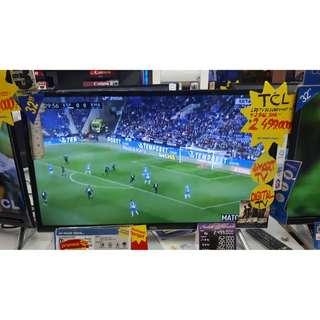 Bunga 0% Kredit LED TV TCL 32S4900 SMART TV
