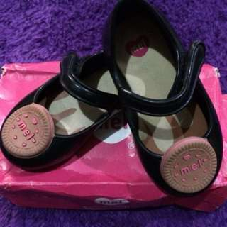 Mini melissa oreo (preloved) size 6