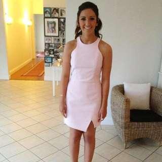 Nicholas Pink dress