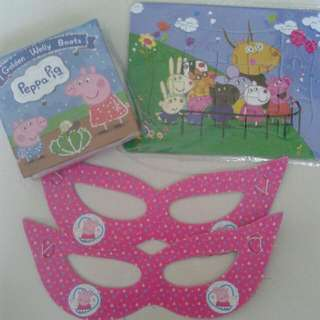 Peppa Pig Items