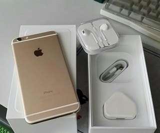 Iphone6plus 128gb金