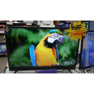 "Sharp LED TV 32"" (Kredit Tanpa Kartu Kredit)"
