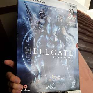 Hellgate London collector edition