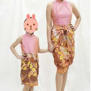 Batik ibu dan anak