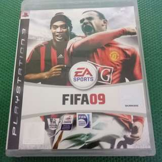 PS 3 FIFA 09 (Original,Used)