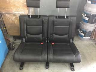 Used leather seat for Van