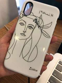 Picasso iPhone X case