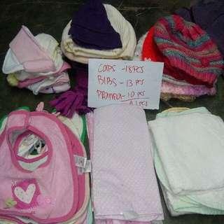 150 pcs girls clothes