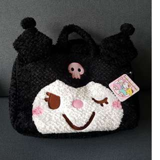 [INSTOCK] Authentic Sanrio Kuromi Bag with tag