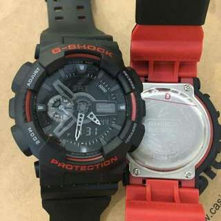 Gshock GA110 colorways