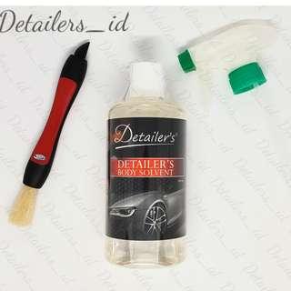 DETAILERS - Body Solvent - Pembersih Aspal 500 Ml