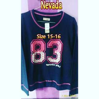 Nevada sweter size 15-16