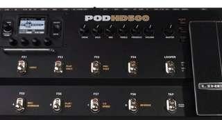 Wts Pod HD500