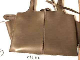 Celine Tri-Fold Shoulder Bag