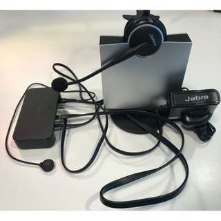 Jabra Wireless Headset (Model No. GN9120)