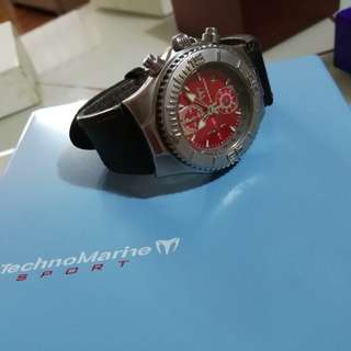 Technomarine watch preloved