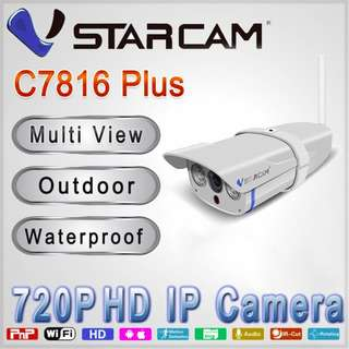 Vstarcam C7816WIP Plus 720P IP67 Waterproof Outdoor IP Camera