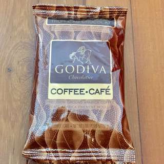 Godiva Chocolatier,Coffee,Cafe,Chocolate Truffle,咖啡粉