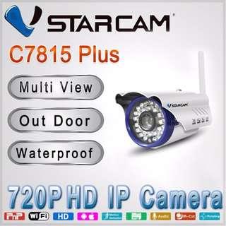 Vstarcam C7815WIP Plus 720P Outdoor Waterproof Wireless IP Camera