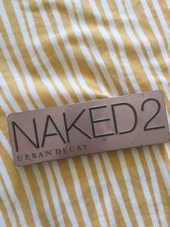 Naked eyeshadow pallette