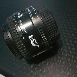 Lens 50mm Nikon #UBL2018