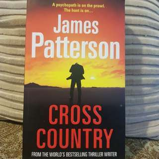 cross country (james patterson)