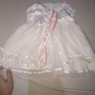 Lovely baptism dress