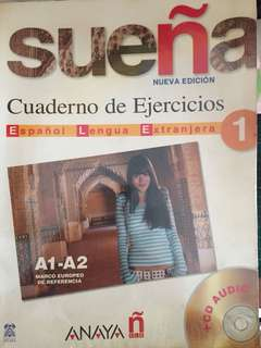 Spanish Textbook (with CD Audio)