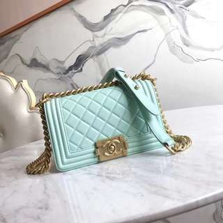 Chanel Leboy mini 20cm