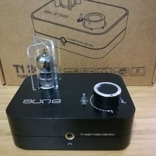 Aune T1 USB Tube DAC / Headphone Amp