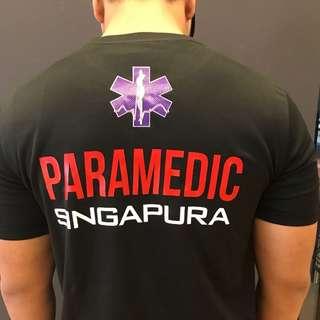 Paramedic Singapura T-Shirt