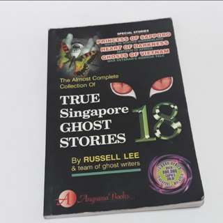True Singapore Ghost Stories 18