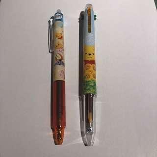 小熊維尼原子筆