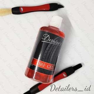 DETAILERS - Tyre Gel - Dressing - 500 Ml