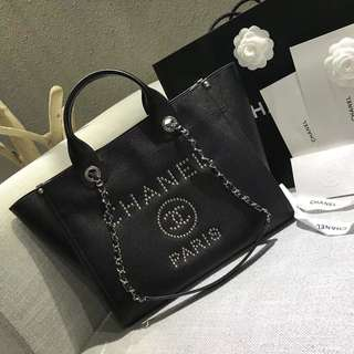 Chanel New Arrival shopping tote bag