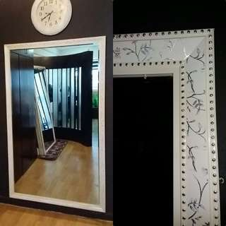 X Large Mirror (Package)