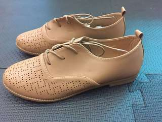 NEW!!!Brown Shoes