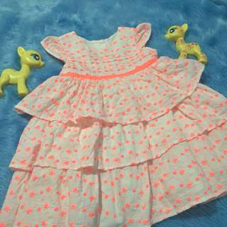 Mothercare layered dress