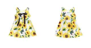 Sunflower Dress 🌻