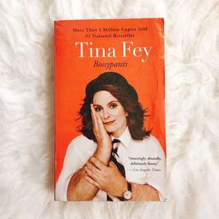 Tina Fey - Bossypants (English)